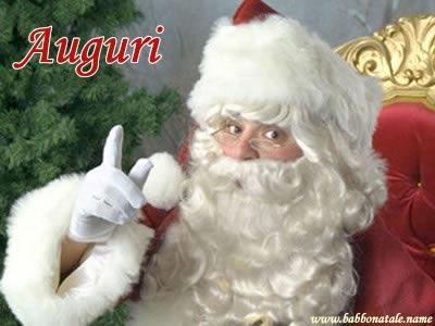 Immagini Babbo Natale - Babbo Natale auguri