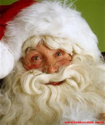 Immagini Babbo Natale - Babbo Natale dolce