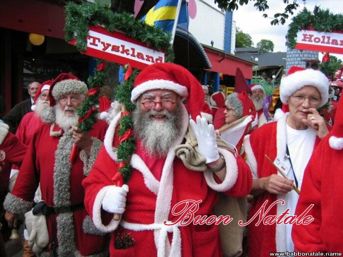 Immagini Babbo Natale - Santa Claus